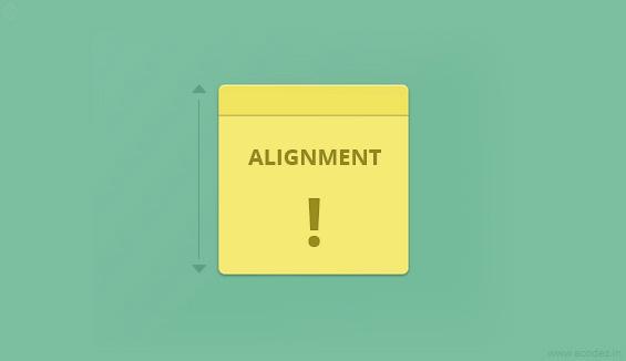 Typography Alignment