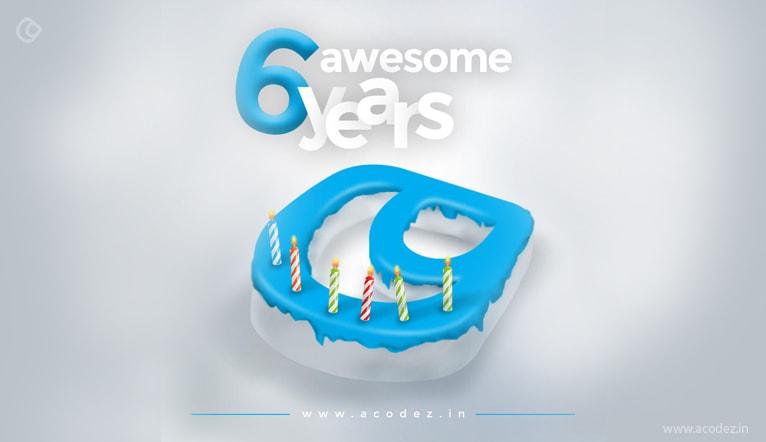 Acodez sixth anniversary