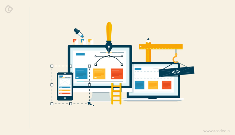 Visual perception and its implementation in website design