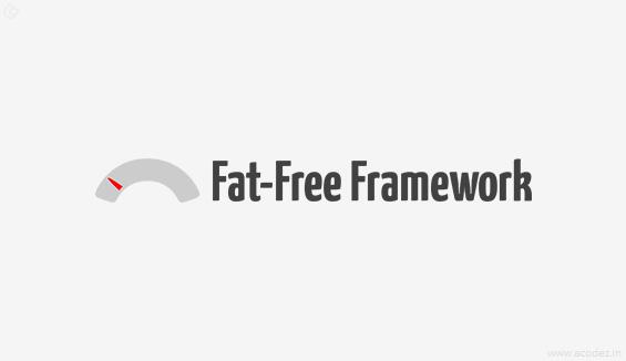 Fat Free Framework