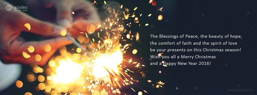 a beautiful quote to greet your people new year facebook cover photo 2016